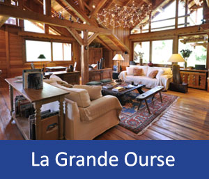 Grande Ourse Chalet Photo Gallery
