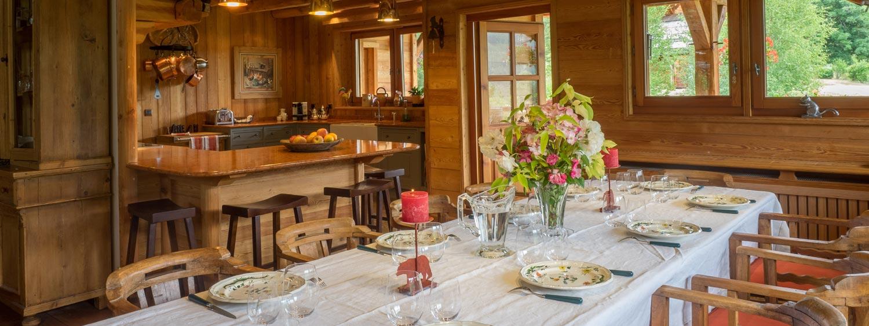 Serre Chevalier Prestige, Luxury Spa Mountain Chalets