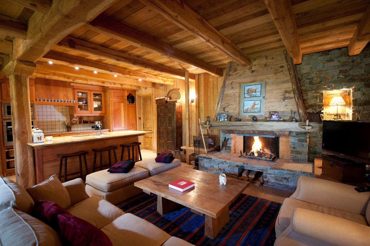 chalet prestige serre chevalier top delightful chalet. Black Bedroom Furniture Sets. Home Design Ideas
